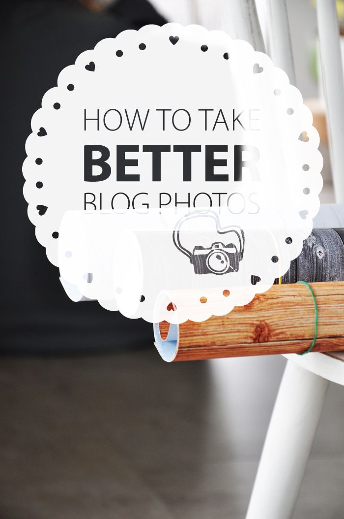 How to take better Blog Photos: Hintergründe für Produkt- und Food Fotografie