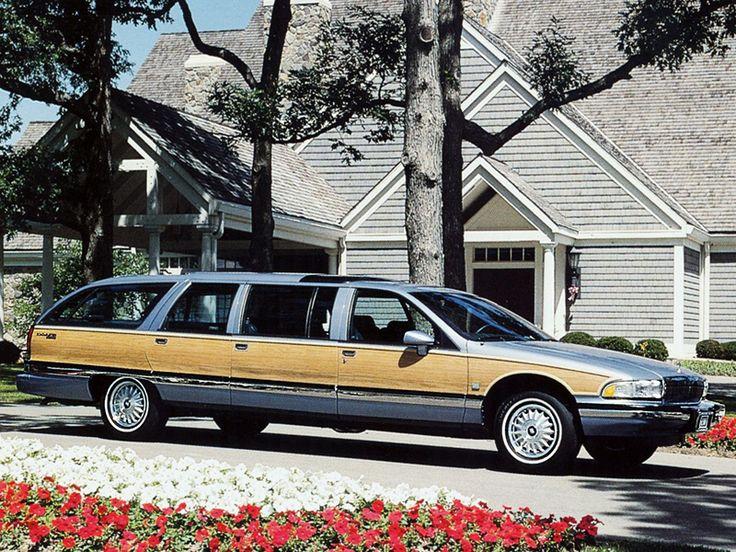 Buick Grand Estate Wagon door Limousine Werks