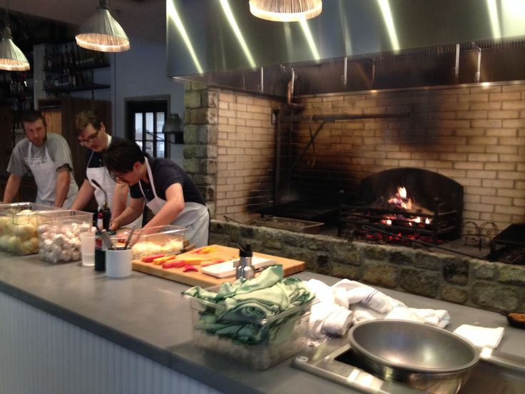 Kitchen Of Butchery : 17 Best images about Open Kitchens on Pinterest Bakeries, Post office and Pizza