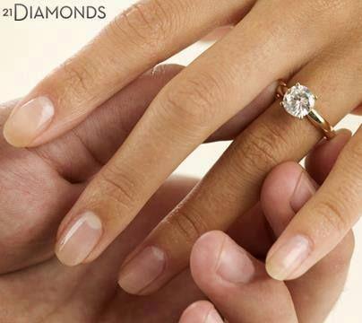 Mennään naimisiin! #21Diamonds