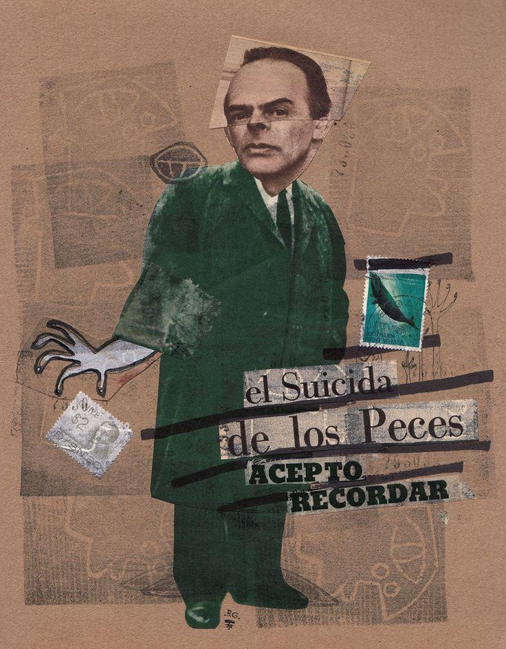 """Rodrigo Gárate Chateau, """"EL SUICIDA DE LOS PECES"""" (2016). El suicida de los peces acepto recordar sobre la última gran pezca."""