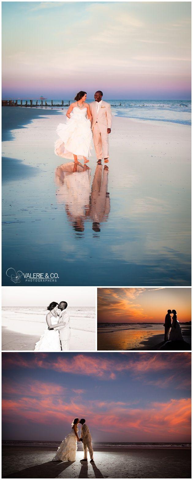 Folly Beach Wedding - Charleston Wedding Photography - Valerie & Co. Photographers, www.valerieandco.com
