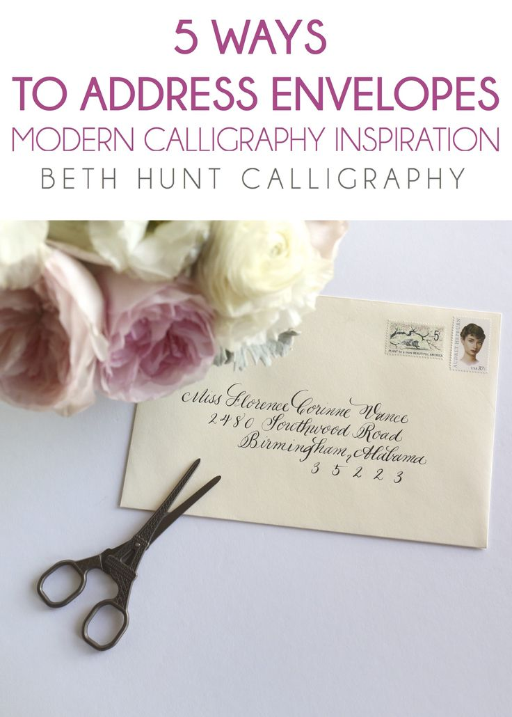 Best beth hunt calligraphy images on pinterest