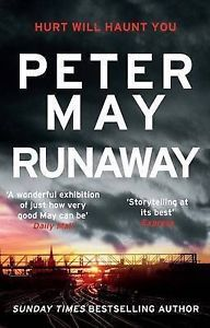 Runaway-by-Peter-May-Paperback-2015-Uncorrected-Proof-Signed-by-Author