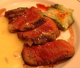 Chateaubriand Steak -Wikipedia, the free encyclopedia