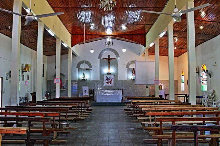 Parroquia Santa Lucia - Corrientes Capital, AR / por Gerald Desmons en 500px