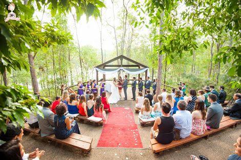 walkabout creek wedding - Google Search