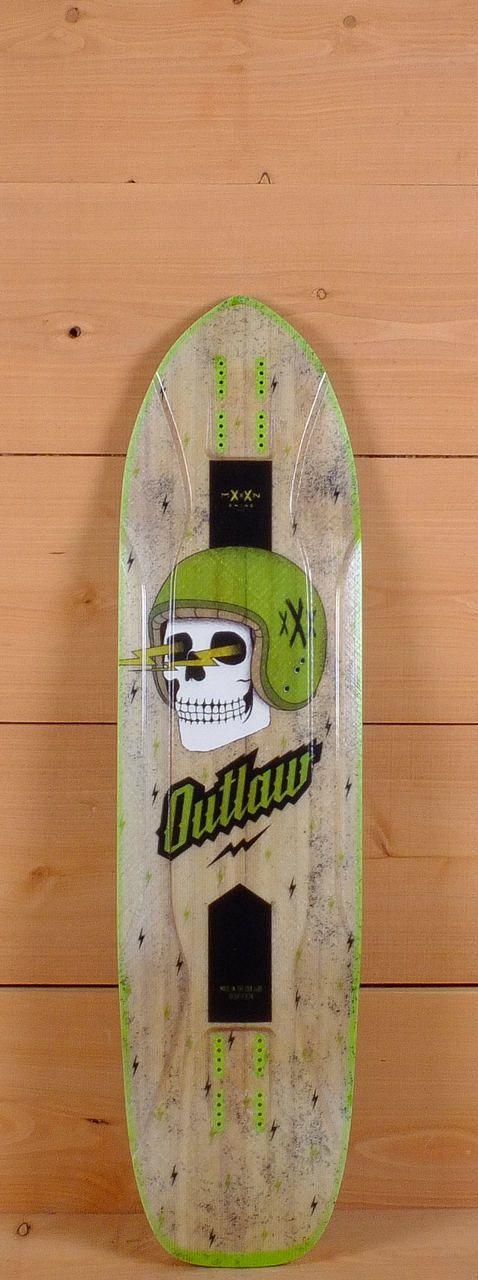 "Moonshine 38"" Outlaw Longboard"