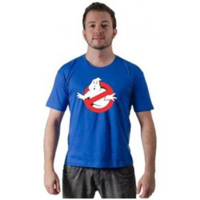 Camiseta Caça Fantasmas 02 | Camiseteca