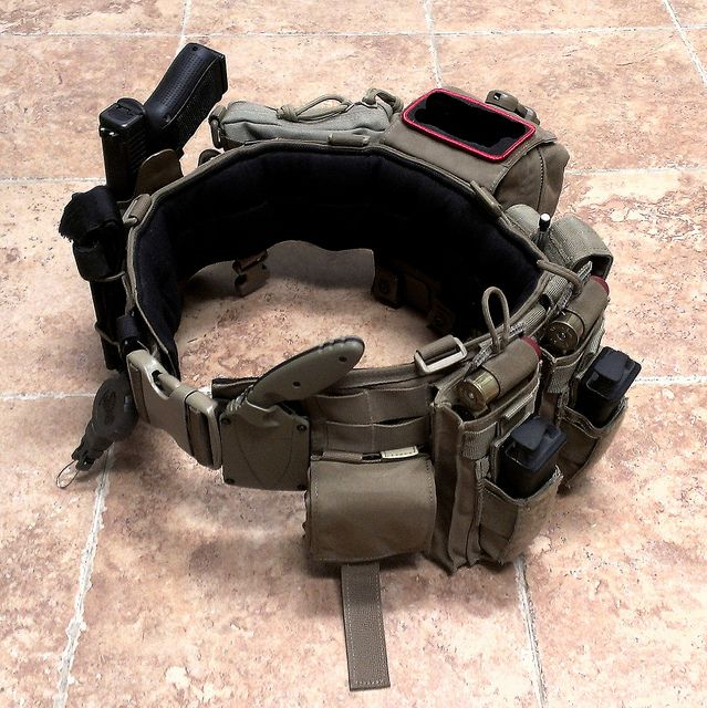 This would be good when I'm not wearing a plate carrier.