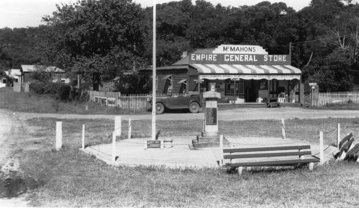 Empire (Bay) General Store Post 1945 with War Memorial | Flickr - Photo Sharing!