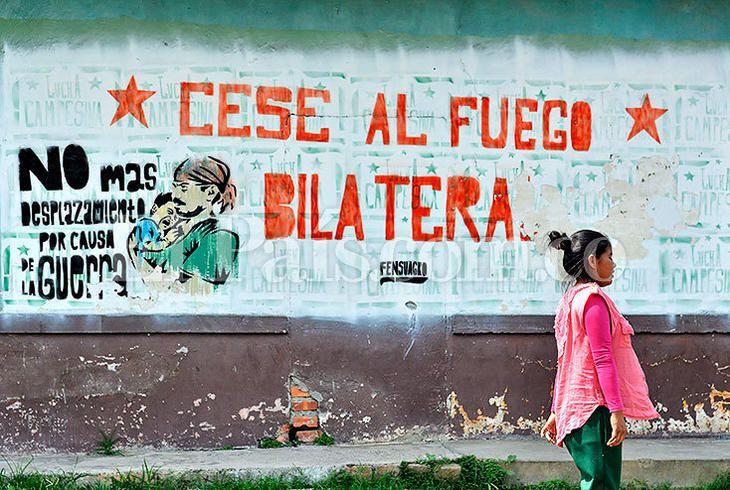 Prórroga del cese el fuego bilateral 'oxígeno' al consenso por acuerdo de paz - El Pais - Cali Colombia