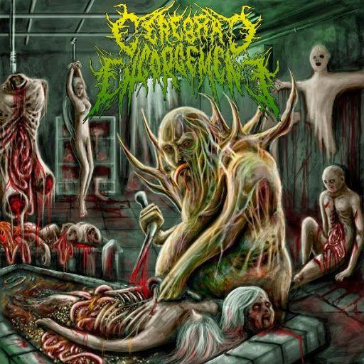 Cerebral Engorgement - Gastrointestinal Bleeding [2013] (Brutal Death Metal)