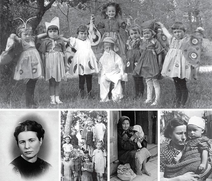 Heroines Who Beat Auschwitz «Irena Sendler, a righteous one
