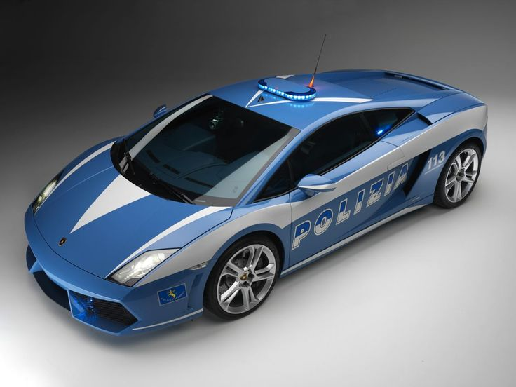Lamborghini Gallardo LP560-4 Polizia | Car Tuning