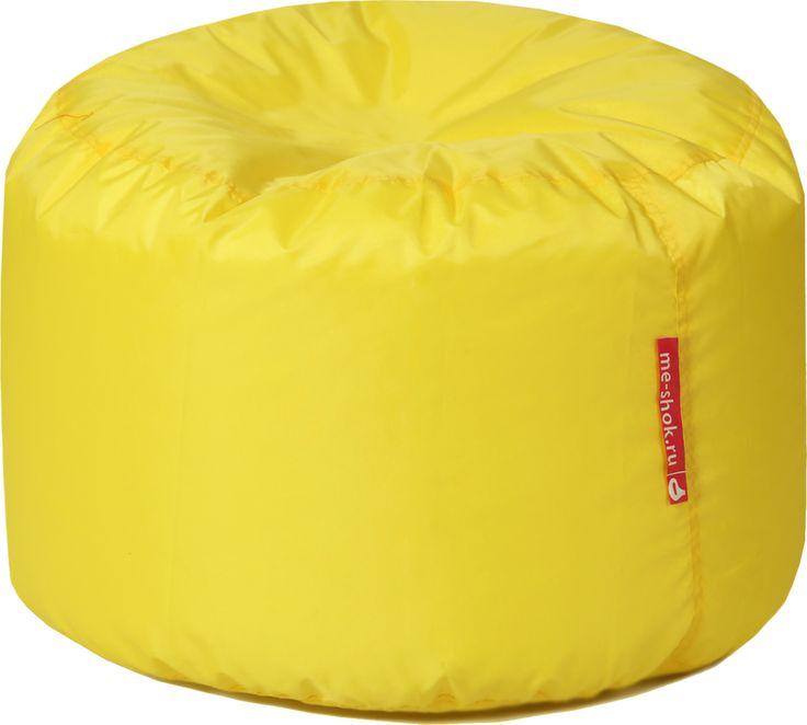 Me-shok Пуфик круглый Oxford 03 Yellow