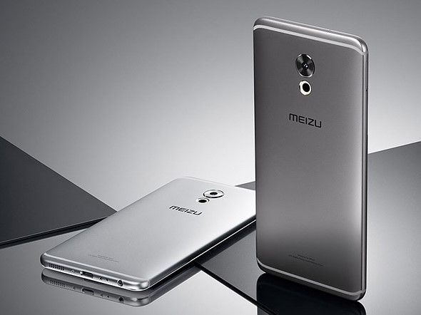 Meizu Pro 6 Plus features 12MP Sony sensor and LED ring flash