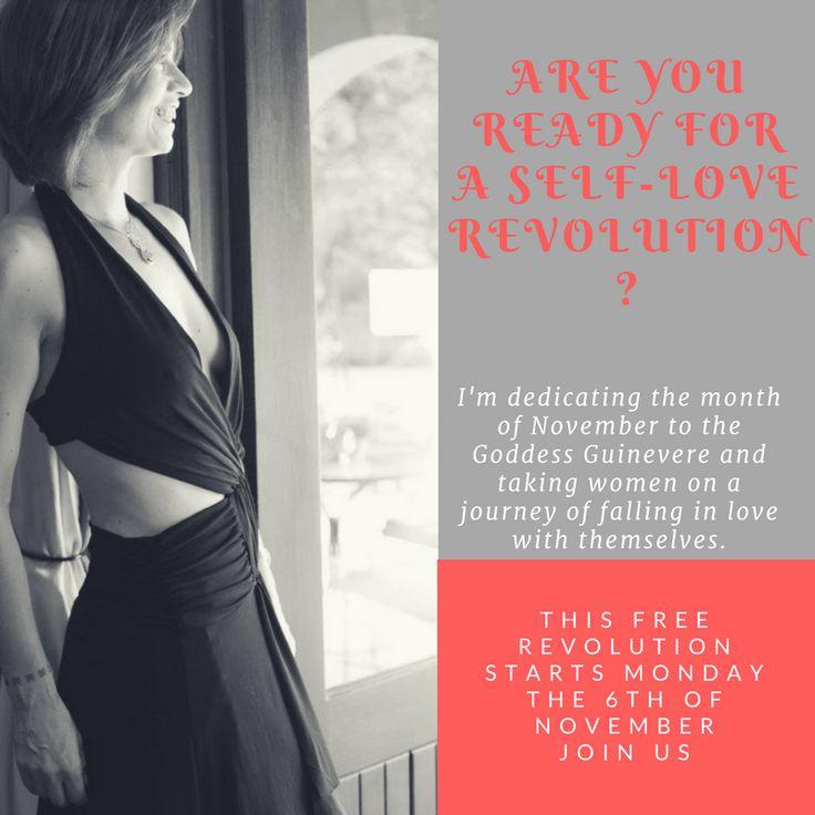 Join the Free Self-Love Revolution starting November 6th