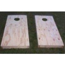 Cornhole Boards Plain