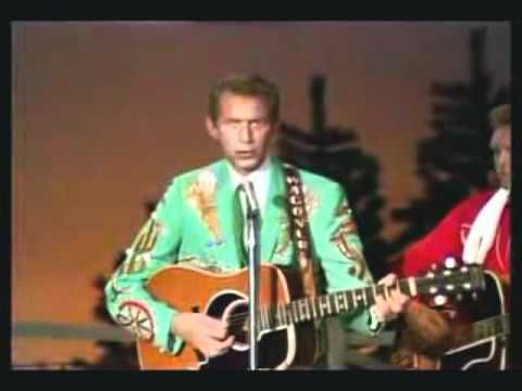 Porter Wagoner - A Satisfied Mind-This one is for my dad...can remember him singing this....