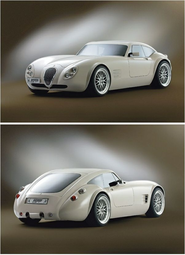 2002 Wiesmann GT. A beautiful little car.