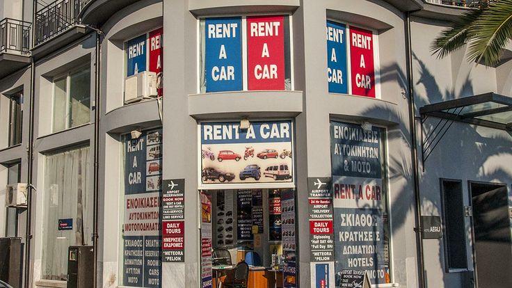European Car Rental Volos