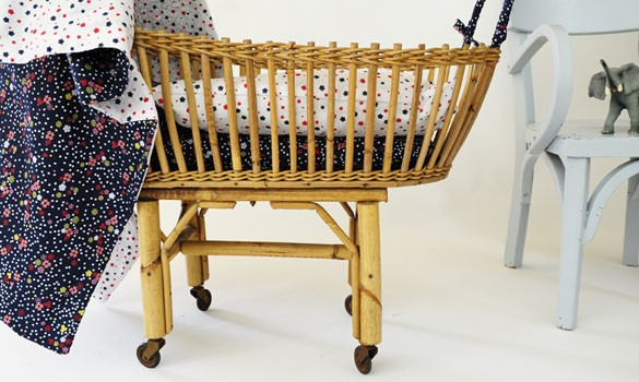 17 best images about berceau vintage on pinterest baby baskets zara home a - Mini berceau zara home ...