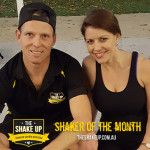 Well done Heidi Smith, Shaker of the Month for August, Palm Beach / Currumbin!  Heidi works full-time and is raising two teenagers.  She's managed to shed 5kgs over 6 months, training 3x a week for 25min. Well done Heidi!  Heidi's the kind of person we love having in our training community! She's super consistent, willing to train with intensity, supportive of her training crew and always shows her appreciation after having her ass kicked…