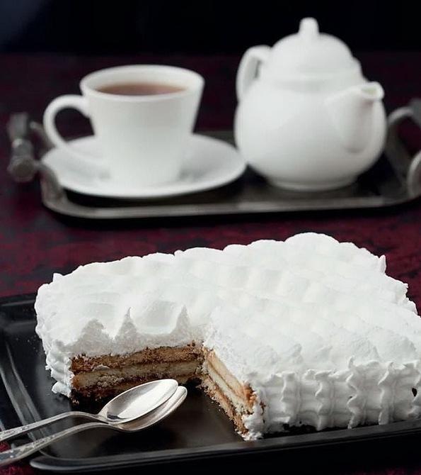 Рецепт торта пешт - recepty-blyud.vilingstore.net