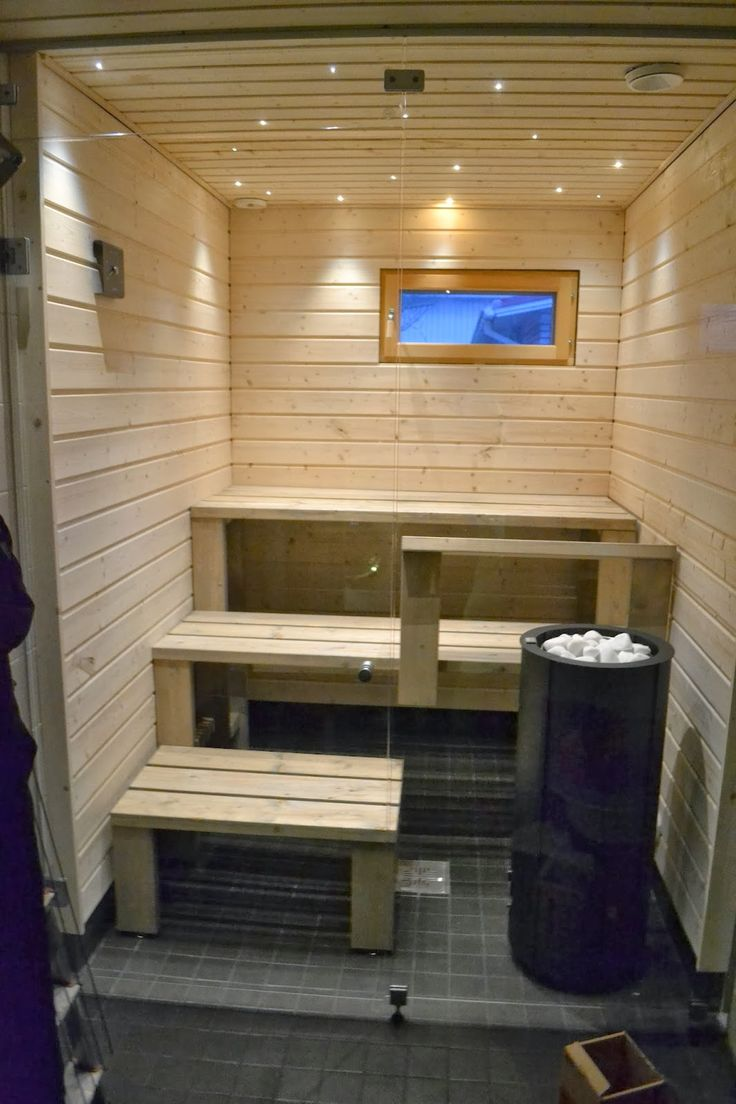 Talo Talvituulikki: sauna