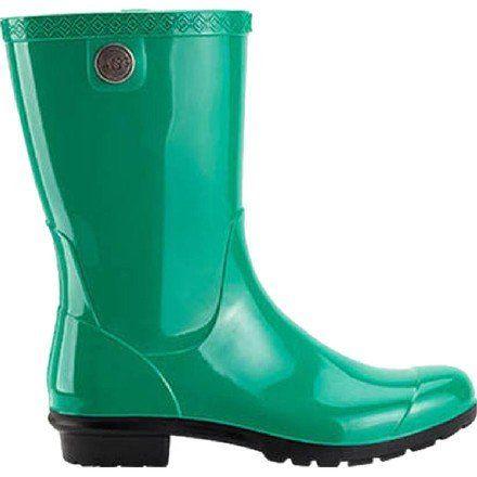 UGG Australia Sienna Jazz Green Boots Size: 8  Regular