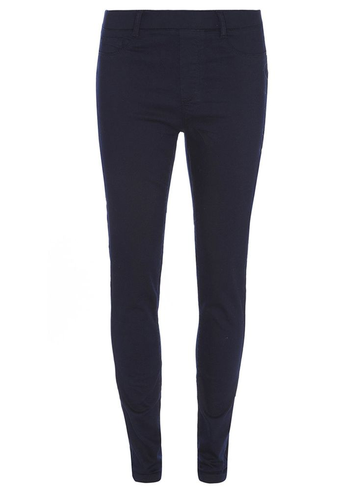 "Indigo ""Eden"" Ultra Soft Jeggings - Dorothy Perkins"