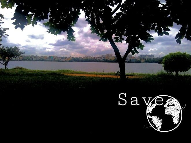 Save earth