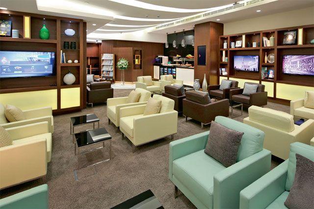 #saudiarabiabusiness Etihad launches arrivals lounge in Abu Dhabi #middleeastbusinessnews