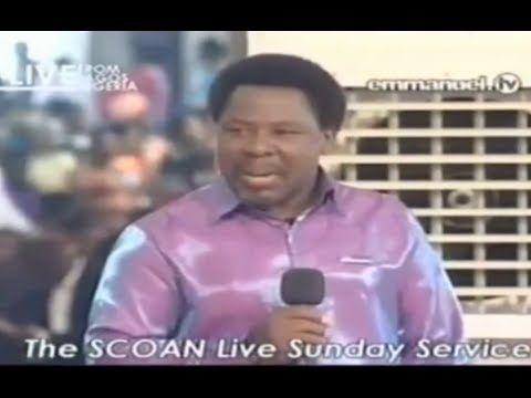 SCOAN 11/05/14: Sunday Live Service Prophet TB Joshua Speaks, Emmanuel TV