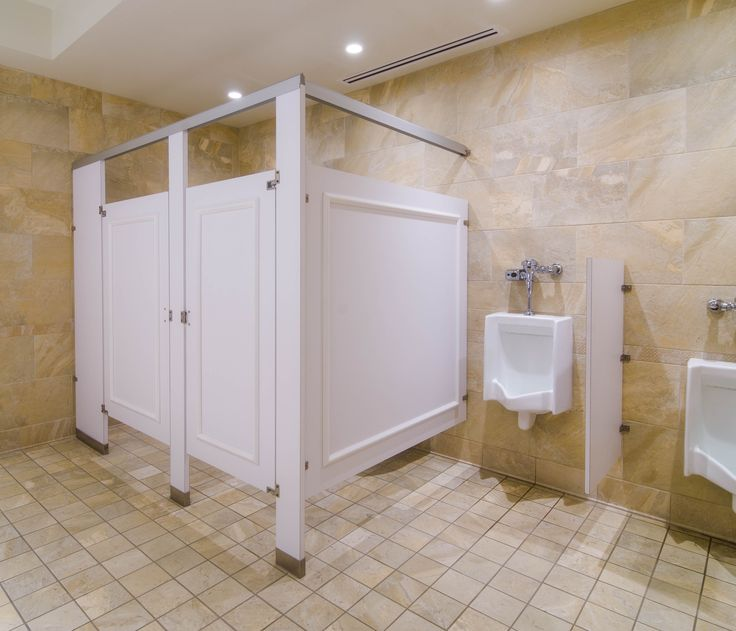 partition bathroom. Ironwood Manufacturing Laminate Toilet Partitions And Bathroom Doors With Molding. Beautiful, Elegant Public Restroom Partition
