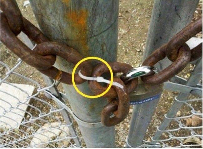 Segurança em primeiro lugar