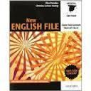 New English File. Upper-intermediate (Special edition) / Clive Oxenden, Christina Latham-Koenig. http://encore.fama.us.es/iii/encore/record/C__Rb2439291?lang=spi