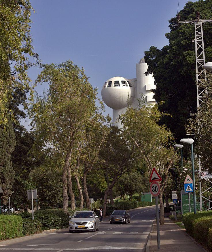 Weizman Institute campus area,Rehovot