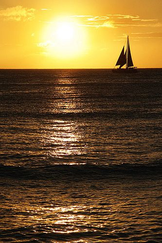 Sunset - Hawaii
