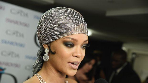 CFDA Awards 2014, Rihanna e il vestito trasparente: le foto