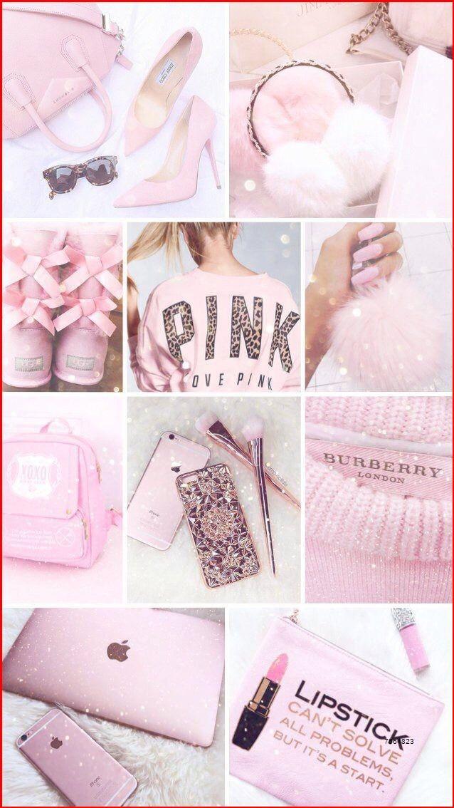 Pink Girly Glitter Gold Iphone Wallpaper Lock Screen Gold Girly Wallpaper Gold Wallpaper Iphone Pink Wallpaper Iphone