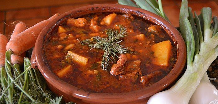 Vuoristoisessa Kantabriassa cocido pata tehdään reiluista aineksista, haudutetaan pitkään ja nautitaan hitaasti hyvässä seurassa.