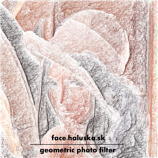 GEOMETRIC PHOTO FILTER - visual tool