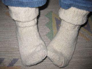 birbolina: Calze di lana
