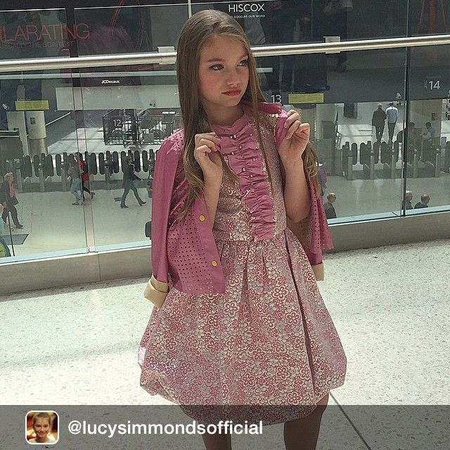 Repost from @lucysimmondsofficial via @igrepost_app, Thank you @lazyfrancis  love the clothes  Get the dress Lucy wears at www.lazyfrancis.com