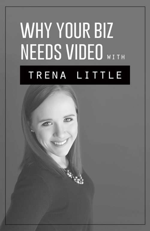 Should you use video for your business? Trena Little thinks so.... Check out…