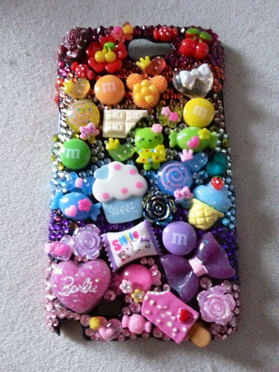 Rainbow galaxy note 2 phone case 3d bling phone case
