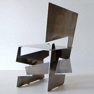 Hack Chair by Ronen Kadushin