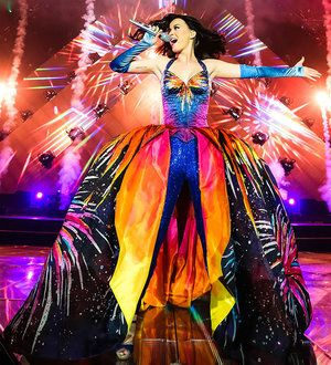 Katy Perry's tour outfits!